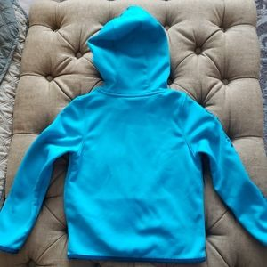 Under Armour Shirts & Tops - Boys Under Armour blue and orange hoodie